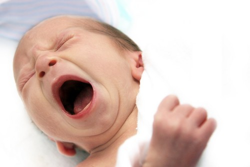 Blähungen Babyernährung