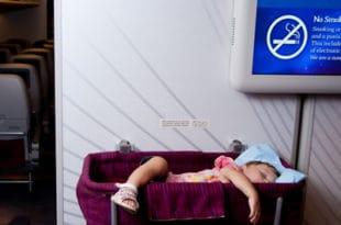 Flugreise mit Kleinkind